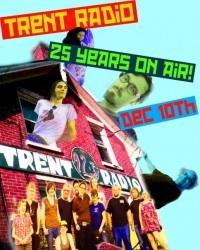 Trent Radio Poster
